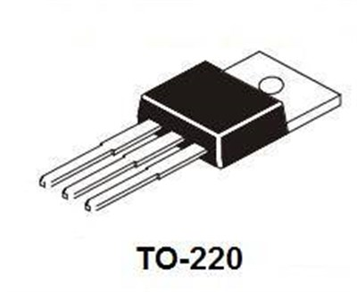 IRFBC40AS MOSFET, N, 600V, 6.2A, D2PAK